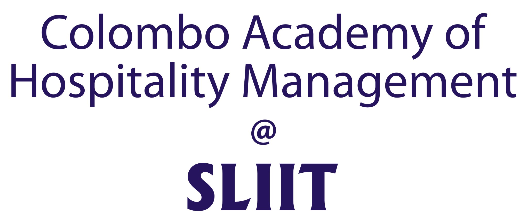 COLOMBO ACADEMY OF HOSPITALITY MANAGEMENT - CAHM