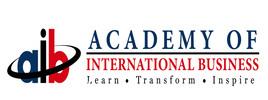 ACADEMY OF INTERNATIONAL BUSINESS ( AIB )