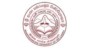 SABARAGAMUWA UNIVERSITY OF SRI LANKA