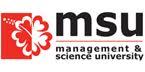 MANAGEMENT & SCIENCE UNIVERSITY